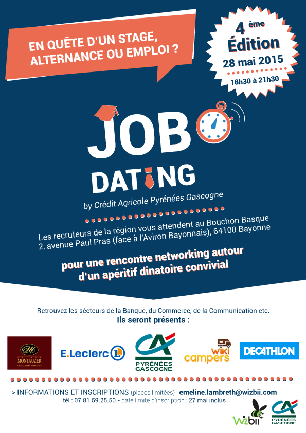 Job dating cfai charleville