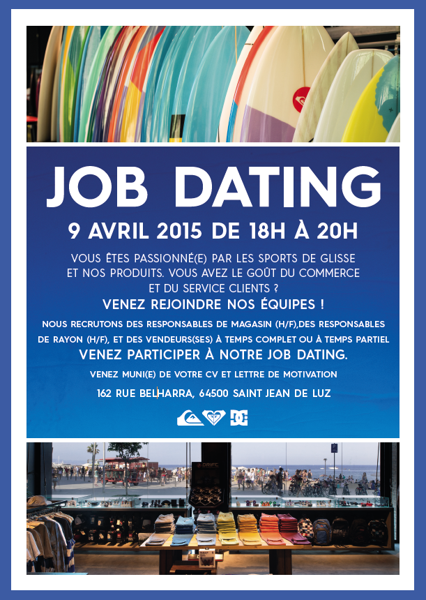 job dating quiksilver