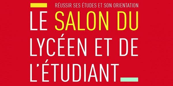 L 39 iut pr sent sur le salon du lyc en et de l 39 tudiant de for Salon etudiant bordeaux