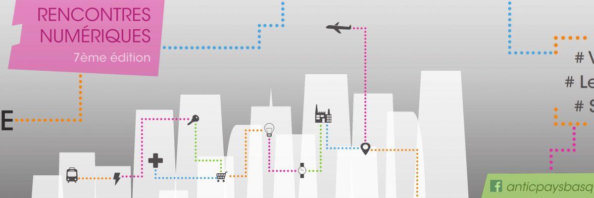 Rencontres Numériques 2016 – « La ville communicante – IoT et objets connectés »